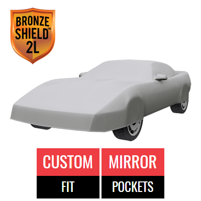 Bronze Shield 2L - Car Cover for Chevrolet Corvette 1984 Coupe 2-Door