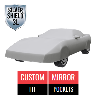 Silver Shield 3L - Car Cover for Chevrolet Corvette 1984 Coupe 2-Door