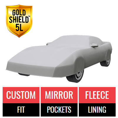 Gold Shield 5L - Car Cover for Chevrolet Corvette 1984 Coupe 2-Door