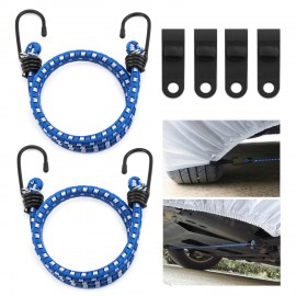 Heavy Duty Car Cover Wind Straps