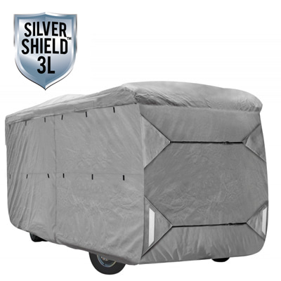 Silver Shield 3L - RV Cover for Class A RV 40' To 42' Feet Long