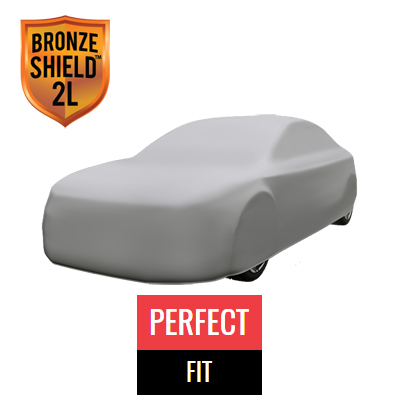 Bronze Shield 2L - Car Cover for Ferrari 166 1949