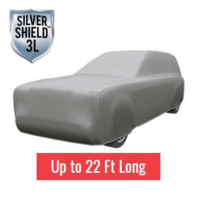 Silver Shield 3L - Cover for Hearse Up to 22 Feet Long