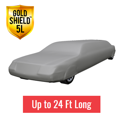 Gold Shield 5L - Cover for Limousine Up to 24 Feet Long