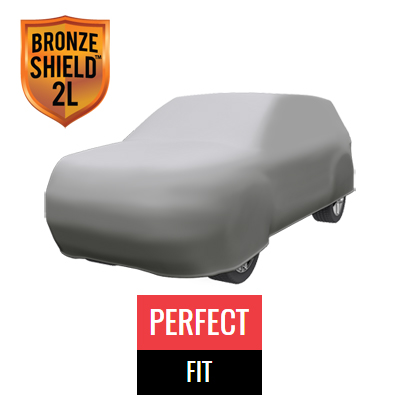 Bronze Shield 2L - Car Cover for Chevrolet K5 Blazer 1985 SUV 2-Door