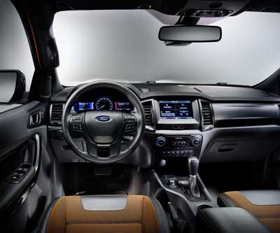 2018 Ford Escape Interior Picture