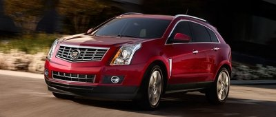 Cadillac SRX 2016: The Forgiving SUV