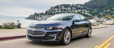 Chevrolet Malibu 2016: Slick and Satisfying