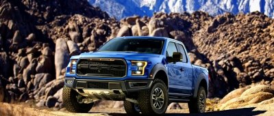 Ford F-150 2016: Wild and Rugged