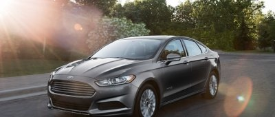 Ford Fusion 2016: True to Its Name