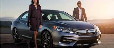 Honda Accord 2016: Flagship of Sensible Fun