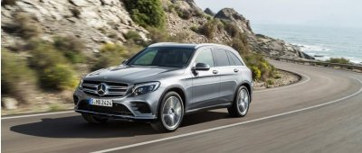 Mercedes-Benz GLC300 2016: Distinctively Mercedes