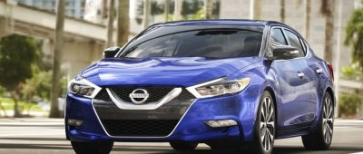 Nissan Maxima 2016: Sharp and Fun