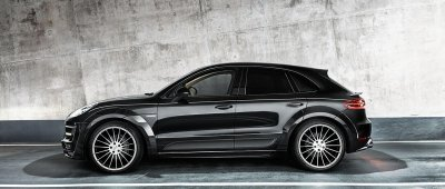 Porsche Macan 2016: Luxury Redefined
