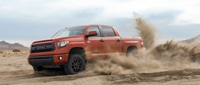 Toyota Tundra 2016: A New Bit of Old