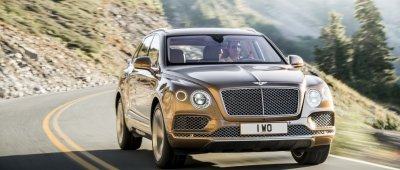 Bentley Bentayga 2017: True Luxury and Performance
