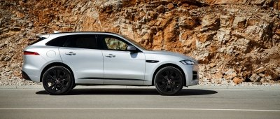 Jaguar F-Pace 2017: Sports Meets Utility