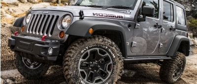 Jeep Wrangler 2017: Off-roading at its Best