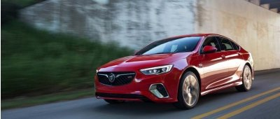 2018 Buick Regal: Featuring Three Distinct Trims