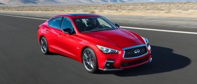 2018 Infiniti Q50: Indulgence Meets Innovation