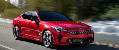 2018 Kia Stinger: Get Ready to be Surprised!