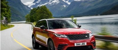 2018 Land Rover Range Rover Velar: Futuristic Luxury Redefined