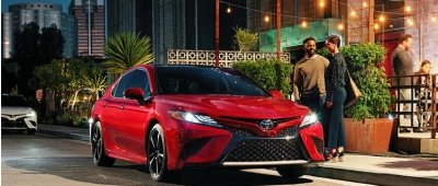 2018 Toyota Camry: The Legend Continues…