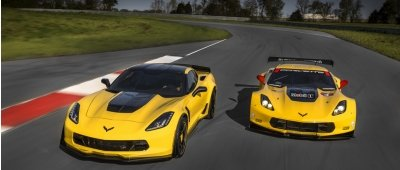 Developing the Racing Success of the Corvette C7.R