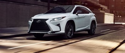 Expect Nothing but Bold Elegance Under The Lexus RX350 Car Covers