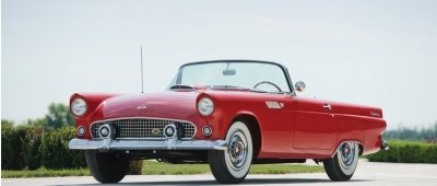 Ford Thunderbird: American Tradition