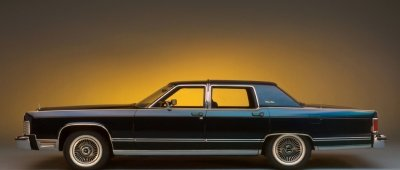 Lincoln Continental: First Name in Luxury