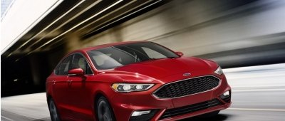 The 2017 Ford Fusion Stays In The Sedan Lane