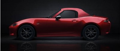 The New 2017 Mazda MX-5 RF Can Really Do That!!!