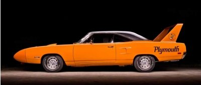 What 4 Safety Features Are Hiding Under These 2017 Plymouth Superbird Car Covers