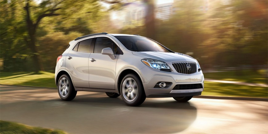Buick Encore 2016: Slow and Steady Wins the Race