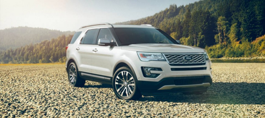 Ford Explorer 2016: Family SUV with an Attitude