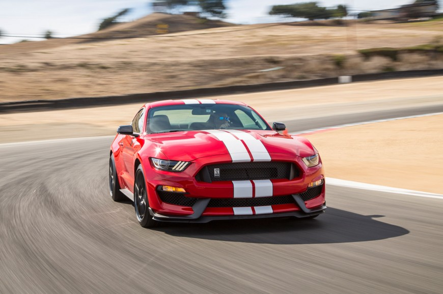 Ford Mustang 2016: The Return of the Stallion