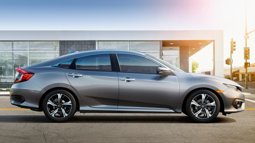 Honda Civic 2016: Premium Experience on a Modest Price Sticker