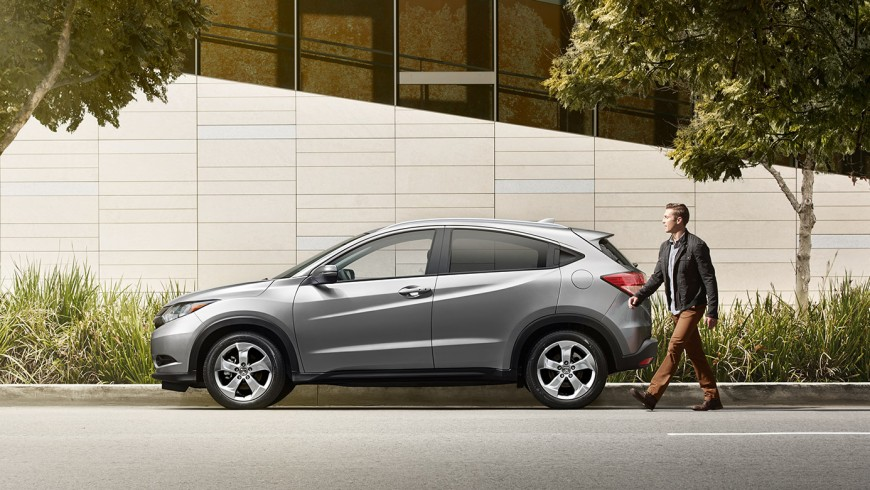 Honda HR-V 2016: A review for the non-technical consumer