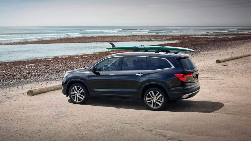 Honda Pilot 2016: Back to Basics