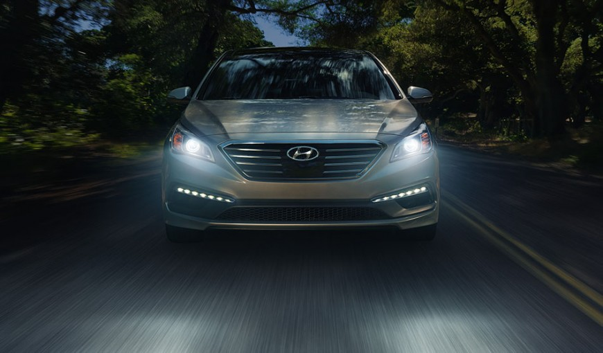 Hyundai Sonata 2016: Sedan League Leader