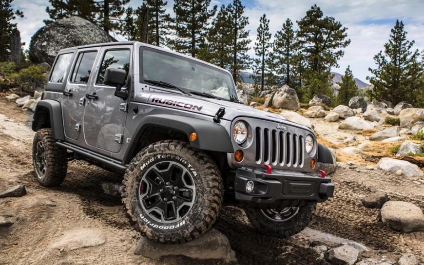 Jeep Wrangler 2016: Unleashing the Off Road Beast