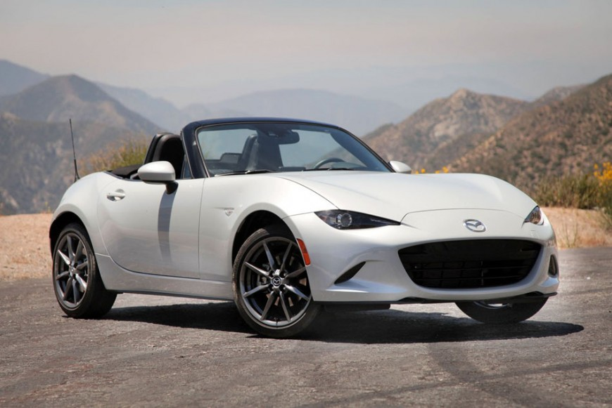 Mazda Miata 2016: Refurbished Nostalgia