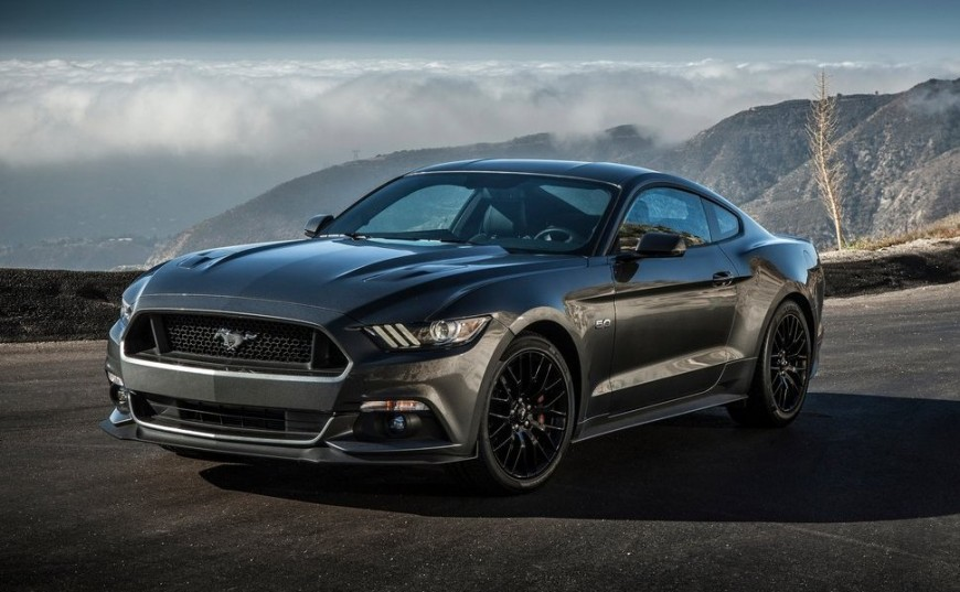 Ford Mustang 2017: Classic Refined