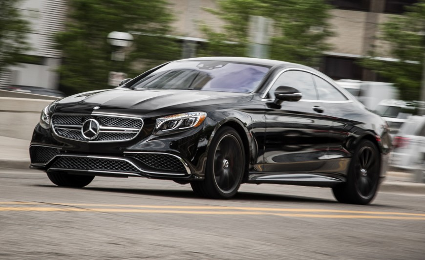 Mercedes S65 AMG 2017: The New S65 AMG