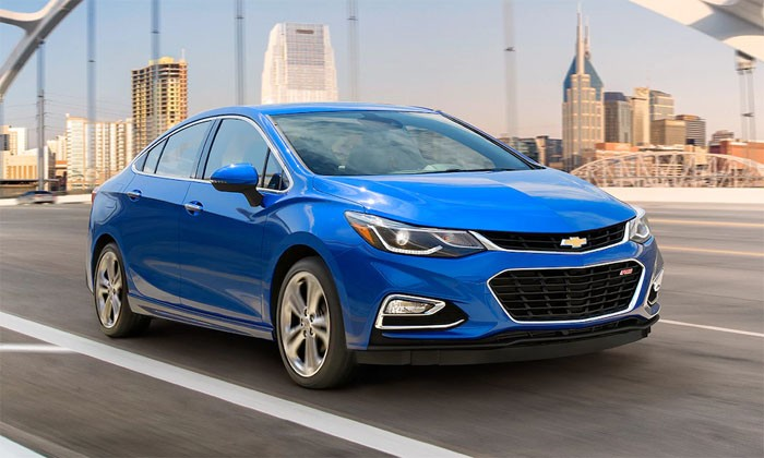 2018 Chevrolet Cruze: Rise of the Compact