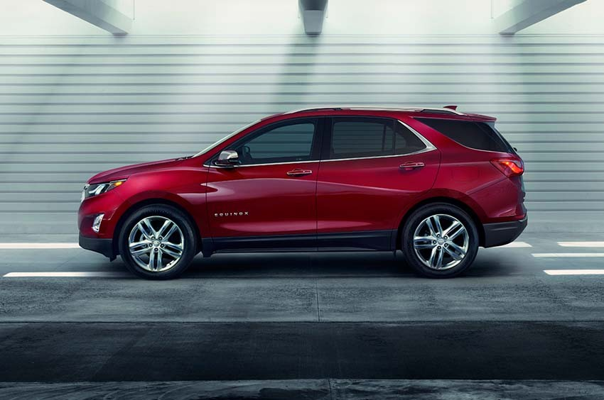 2018 Chevrolet Equinox: Turbocharge Does the Trick