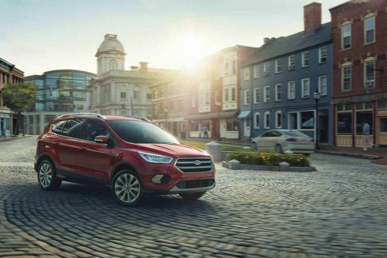 2018 Ford Escape: Less SUV; More Crossover