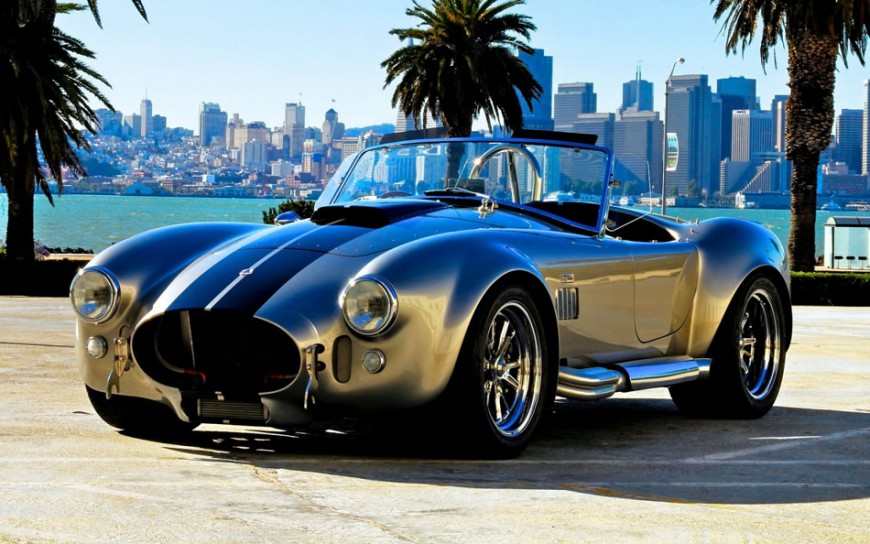 AC Shelby Cobra: The Anglo-American Heist