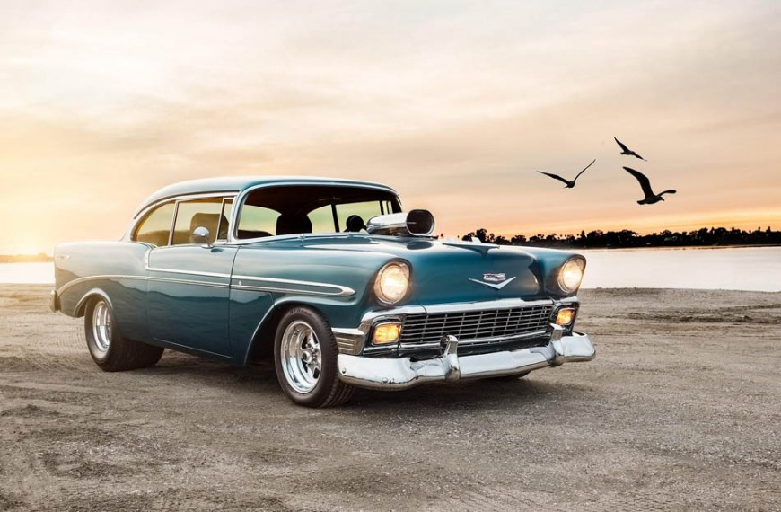 Chevrolet Bel Air: Beauty Within